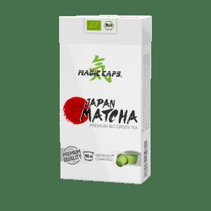 Magic matcha tea